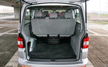 Rent VW Transporter T5+