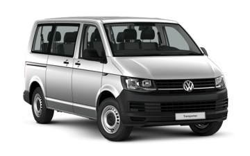 Rent VW Transporter T5