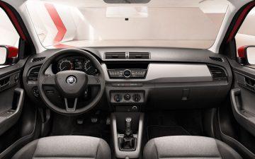 Rent Škoda Fabia
